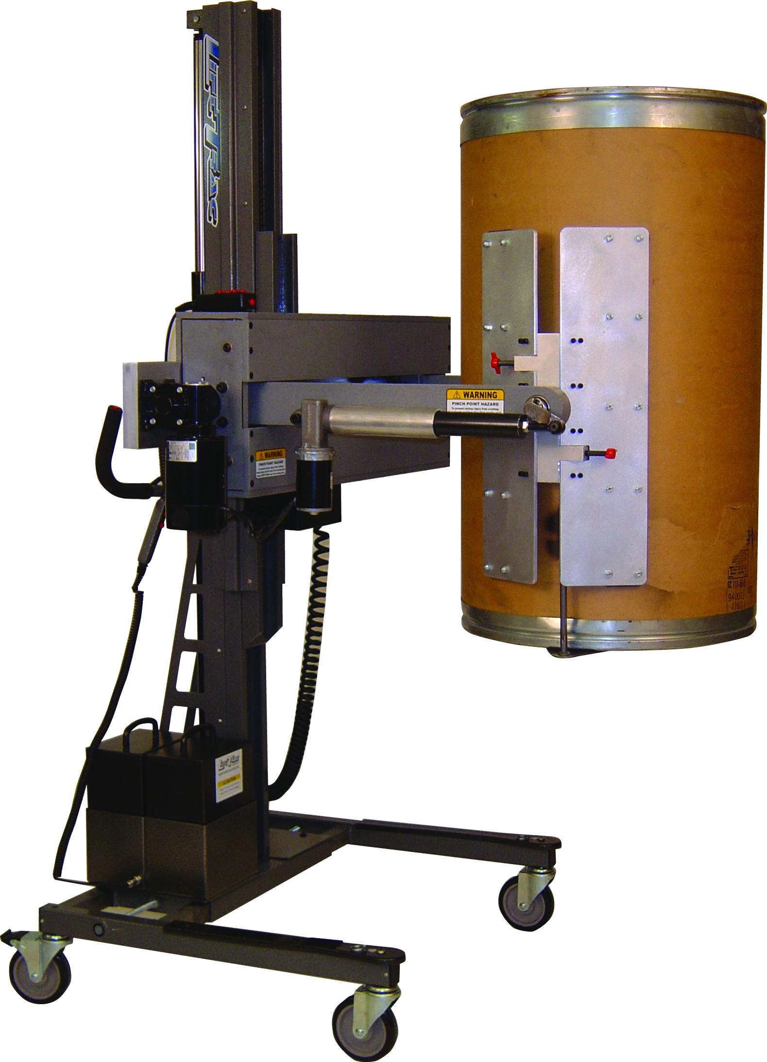 Barrel Lift Attachment 1